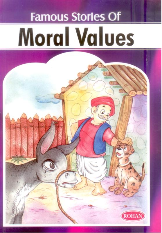 short stories with pictures and moral values Are few teachers who use stories as moral education in way they convey moral values in a story the use of stories as moral education for young children.